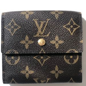 Authentic Louis Vuitton Monogram Wallet.